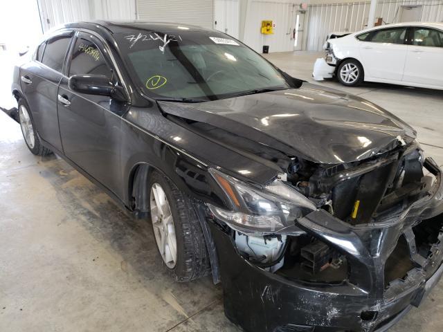 Vehiculos salvage en venta de Copart Avon, MN: 2009 Nissan Maxima