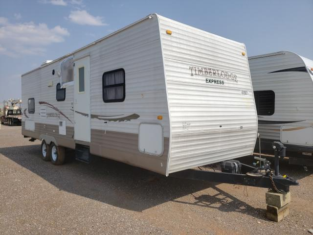 Salvage cars for sale from Copart Billings, MT: 2009 Timberlodge Trailer