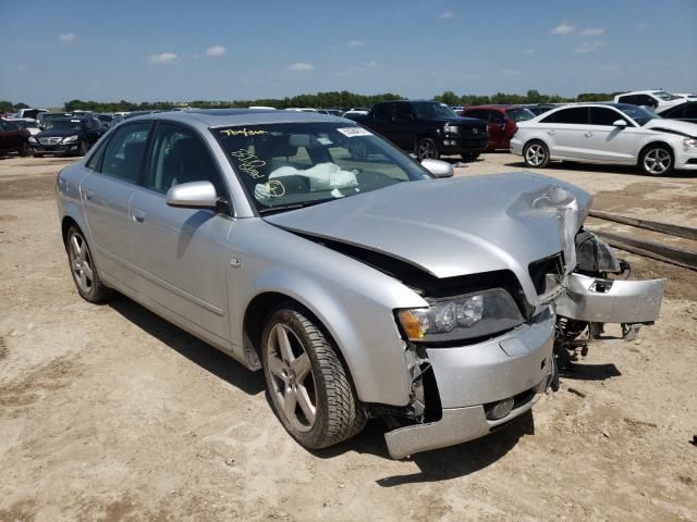 Vehiculos salvage en venta de Copart Temple, TX: 2005 Audi A4 3.0 Quattro