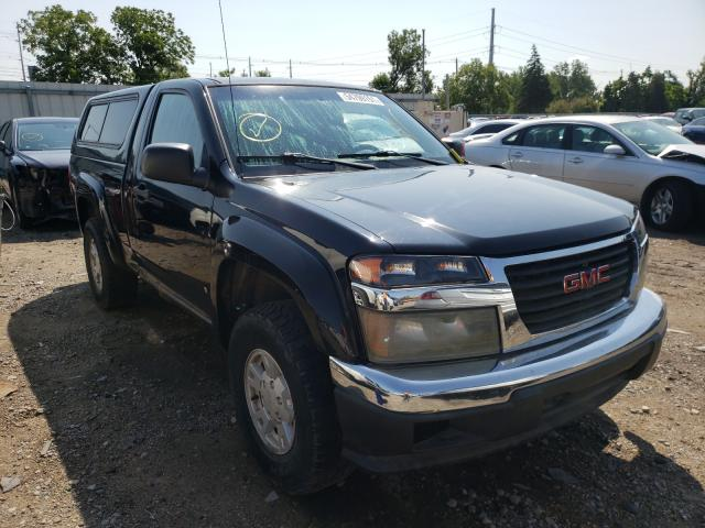 Salvage cars for sale from Copart Lansing, MI: 2006 GMC Canyon
