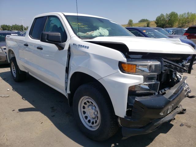 Chevrolet salvage cars for sale: 2020 Chevrolet Silverado