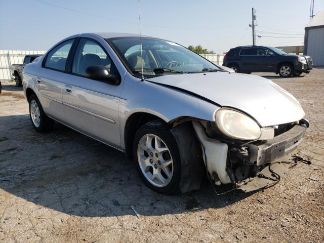 Dodge salvage cars for sale: 2002 Dodge Neon ES