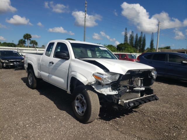Toyota Vehiculos salvage en venta: 2017 Toyota Tacoma ACC