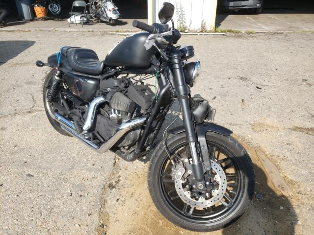 Salvage cars for sale from Copart Denver, CO: 2016 Harley-Davidson XL1200 CX