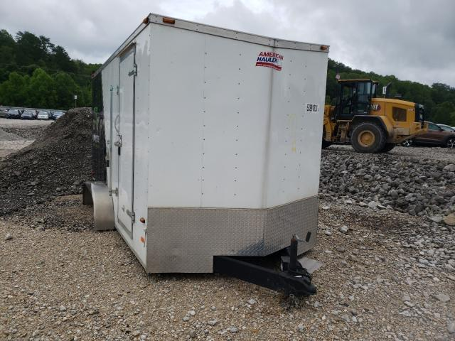 Salvage cars for sale from Copart Hurricane, WV: 2014 Trailers Trailer