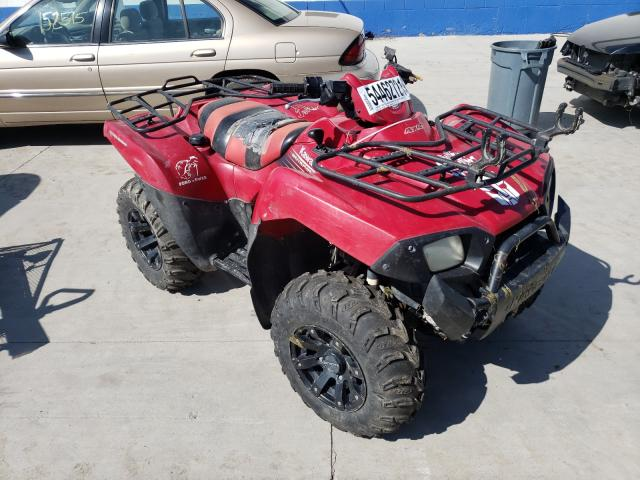 Salvage cars for sale from Copart Farr West, UT: 2006 Kawasaki KVF650 D1