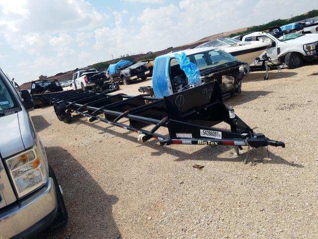 Big Tex Trailer salvage cars for sale: 2019 Big Tex Trailer