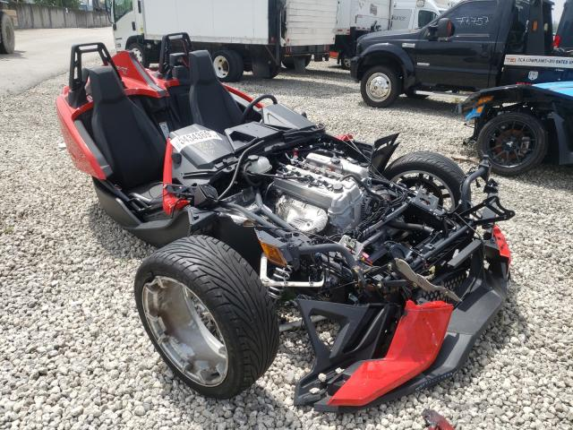 Polaris Slingshot salvage cars for sale: 2021 Polaris Slingshot