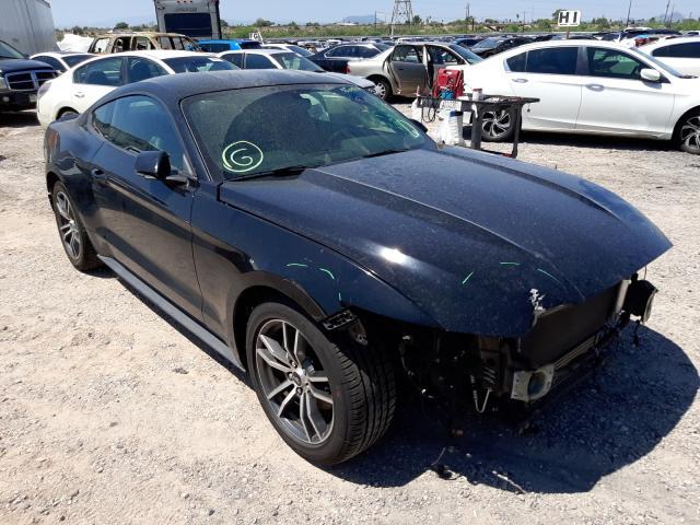 2016 Ford Mustang en venta en Tucson, AZ