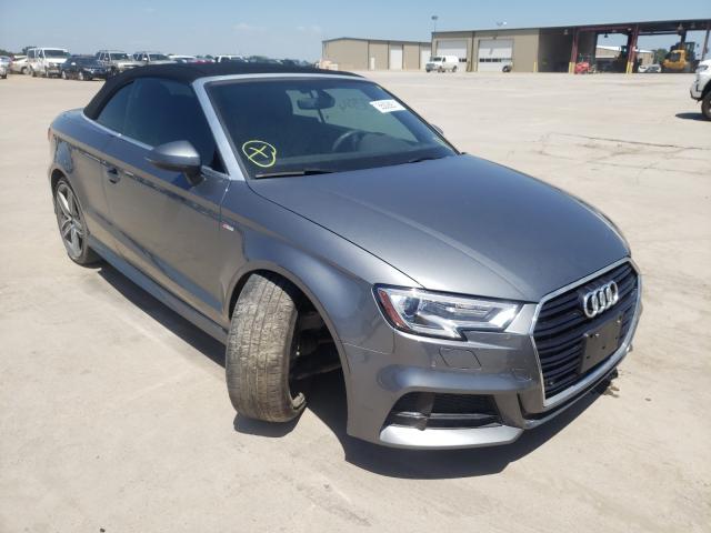 Vehiculos salvage en venta de Copart Wilmer, TX: 2018 Audi A3 Premium