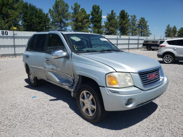 Salvage cars for sale from Copart Anthony, TX: 2008 GMC Envoy