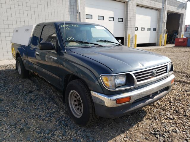 Salvage cars for sale from Copart Blaine, MN: 1995 Toyota Tacoma XTR