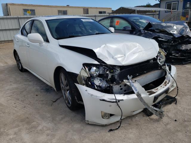 Vehiculos salvage en venta de Copart Kapolei, HI: 2008 Lexus IS 250