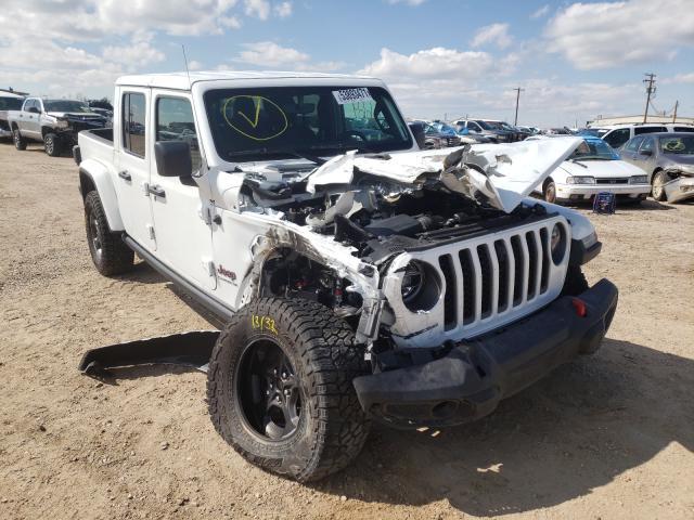 2021 Jeep Gladiator en venta en Casper, WY