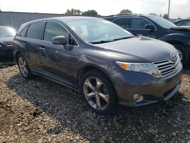 Salvage cars for sale at Cudahy, WI auction: 2011 Toyota Venza