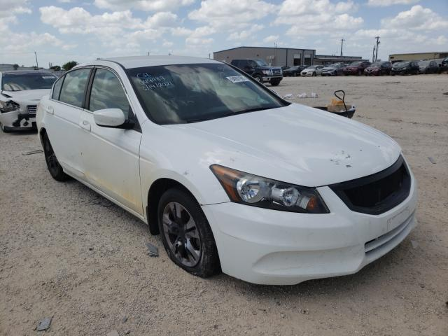 Salvage cars for sale from Copart San Antonio, TX: 2011 Honda Accord SE