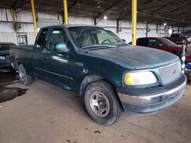 Salvage cars for sale from Copart Phoenix, AZ: 1999 Ford F150