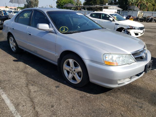 Salvage cars for sale from Copart Van Nuys, CA: 2002 Acura 3.2TL Type