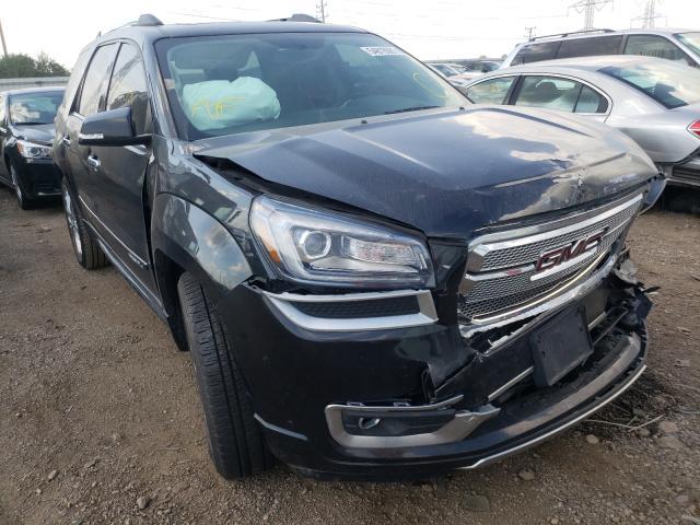 GMC Acadia DEN salvage cars for sale: 2013 GMC Acadia DEN