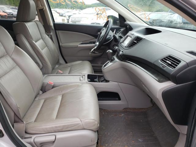 2012 HONDA CR-V EXL 5J6RM4H76CL012378