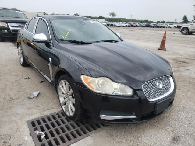 Salvage cars for sale from Copart Orlando, FL: 2010 Jaguar XF Luxury