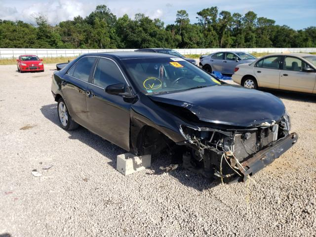 Salvage cars for sale from Copart Theodore, AL: 2012 Toyota Camry Base