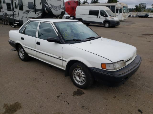 GEO salvage cars for sale: 1992 GEO Prizm Base