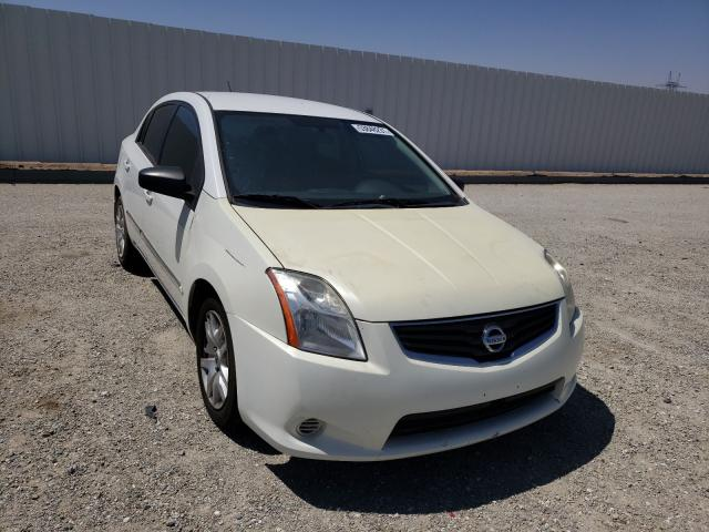 Salvage cars for sale from Copart Adelanto, CA: 2012 Nissan Sentra 2.0