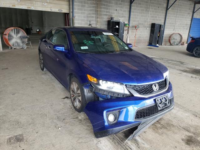 Salvage cars for sale from Copart Cartersville, GA: 2014 Honda Accord EX