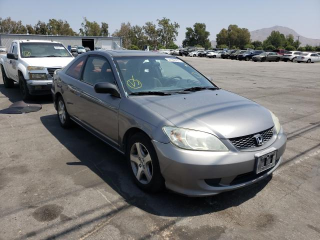 Salvage cars for sale from Copart Colton, CA: 2004 Honda Civic
