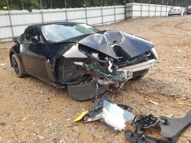 Vehiculos salvage en venta de Copart Austell, GA: 2016 Nissan 370Z Base