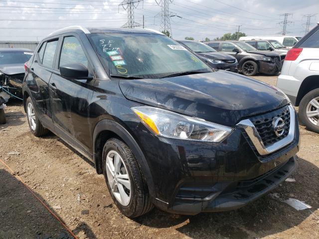 Nissan Kicks salvage cars for sale: 2018 Nissan Kicks