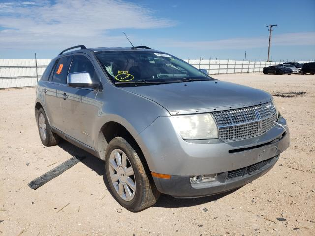 Salvage 2007 LINCOLN MKX - Small image. Lot 54898141