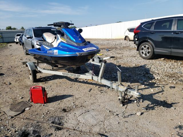 Salvage cars for sale from Copart Montgomery, AL: 2017 Yamaha EX