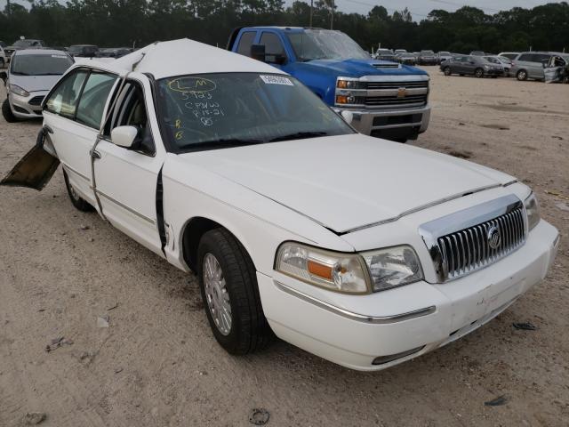 Mercury salvage cars for sale: 2007 Mercury Marqu Grnd