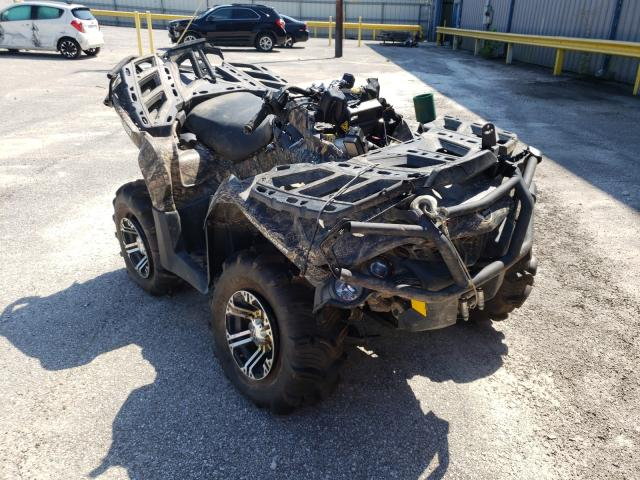 Salvage cars for sale from Copart Lawrenceburg, KY: 2018 Can-Am Outlander