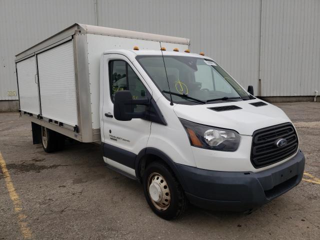 Vehiculos salvage en venta de Copart West Mifflin, PA: 2017 Ford Transit T