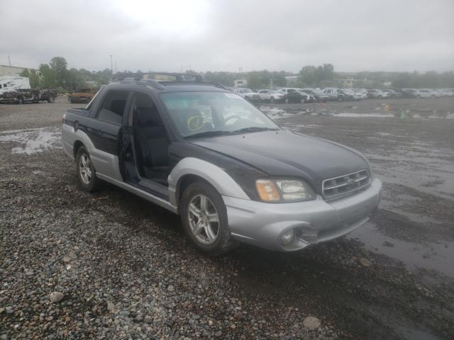 Subaru Baja salvage cars for sale: 2003 Subaru Baja