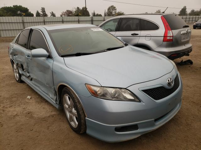 Salvage cars for sale from Copart San Martin, CA: 2007 Toyota Camry LE