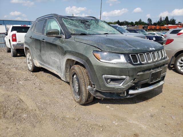 Jeep Compass Vehiculos salvage en venta: 2019 Jeep Compass