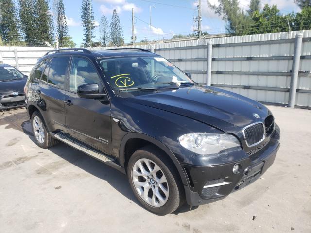 Vehiculos salvage en venta de Copart Miami, FL: 2012 BMW X5 XDRIVE3