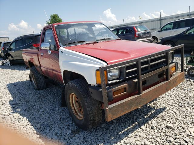 Toyota Vehiculos salvage en venta: 1987 Toyota Pickup RN6