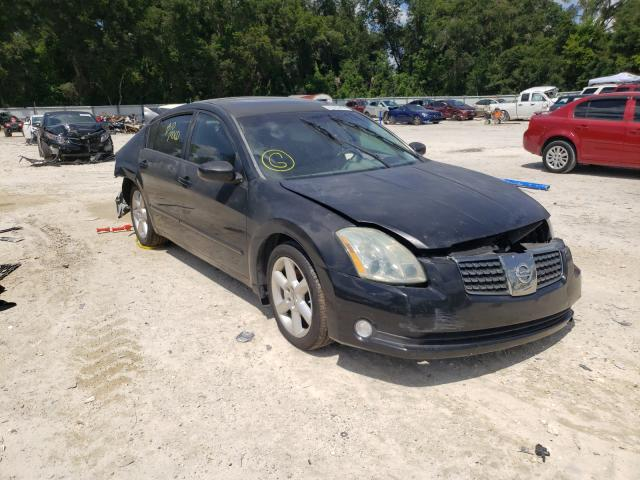 Salvage cars for sale from Copart Ocala, FL: 2004 Nissan Maxima SE