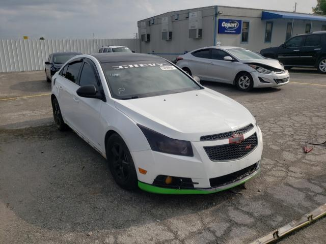 Salvage cars for sale from Copart Prairie Grove, AR: 2013 Chevrolet Cruze LT