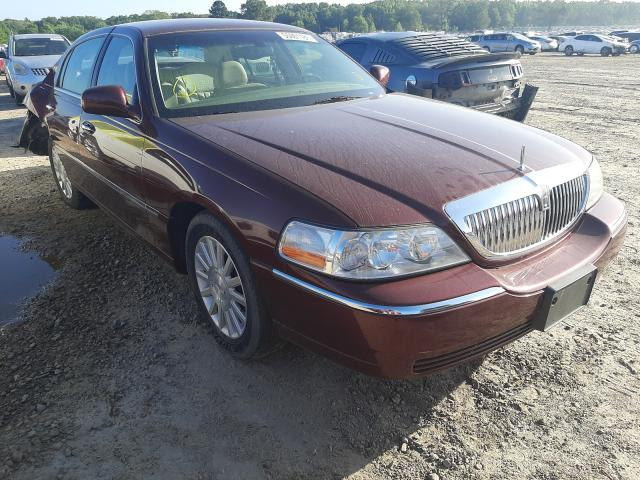 Vehiculos salvage en venta de Copart Conway, AR: 2004 Lincoln Town Car E