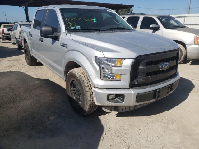Vehiculos salvage en venta de Copart Temple, TX: 2015 Ford F150 Super
