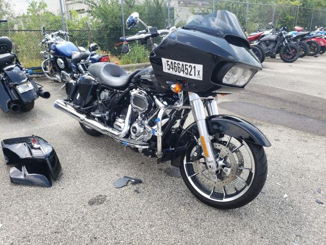 Salvage cars for sale from Copart Moraine, OH: 2021 Harley-Davidson Fltrx
