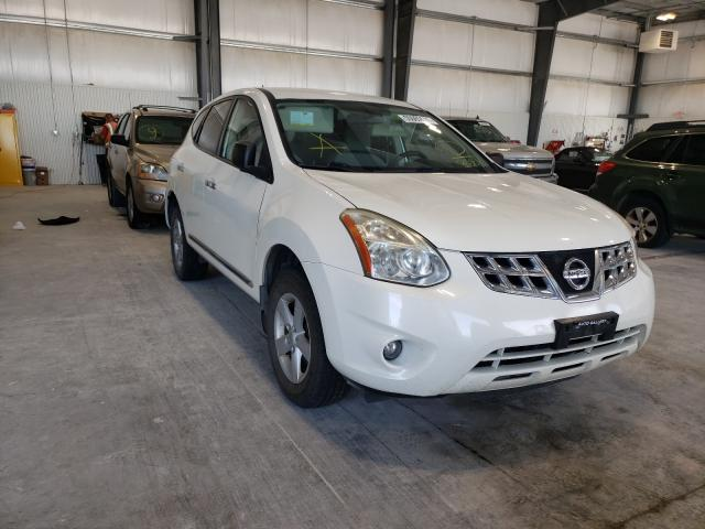 Nissan Rogue salvage cars for sale: 2012 Nissan Rogue