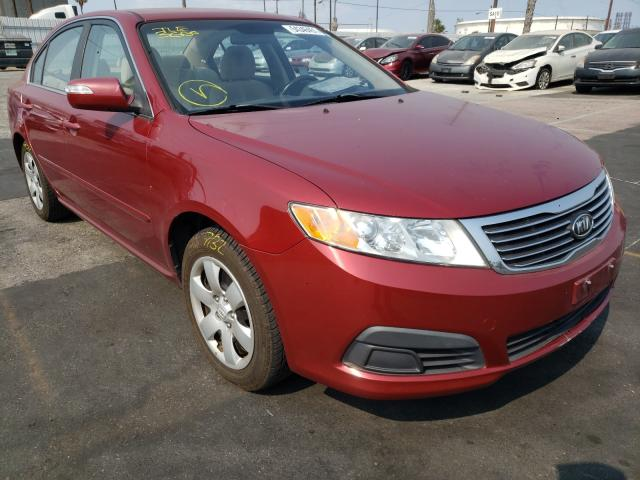 Salvage cars for sale from Copart Wilmington, CA: 2010 KIA Optima LX