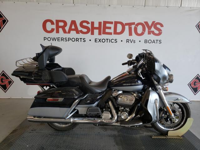 Vehiculos salvage en venta de Copart Sikeston, MO: 2019 Harley-Davidson Flhtk